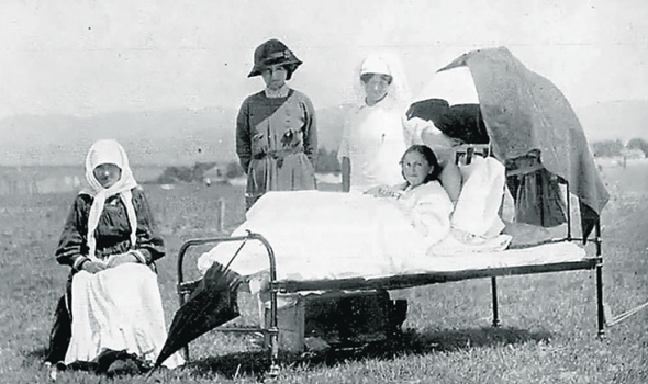 STARI KRAGUJEVAC - Prvi svetski rat (Drugi deo)