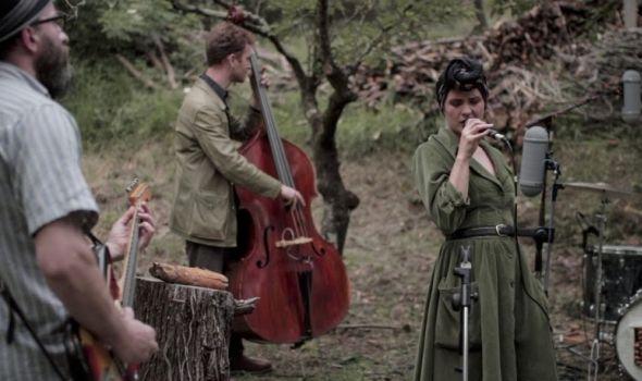 Koncert benda Emma Morton & The Graces u SKC-u