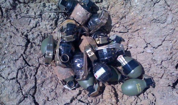 Bombe, mine, eksploziv: Velika akcija uništavanja NUS-a