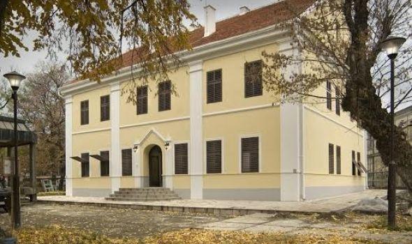"""""""Ispovesti postojanja"""" Mihaila Paunovića Pauna u Konaku kneza Mihaila"""