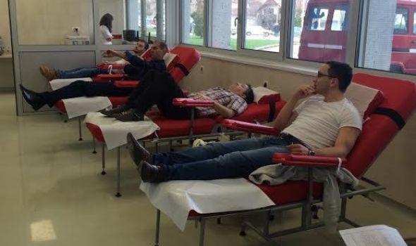 SPO poziva Kragujevčane na akciju dobrovoljnog davanja krvi