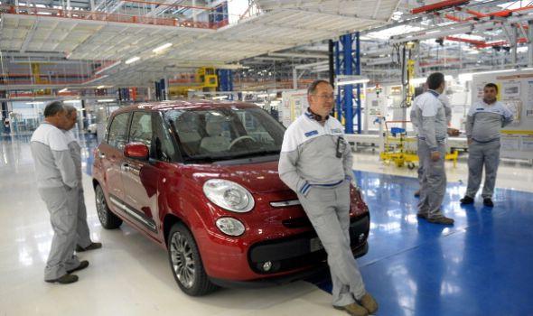 "Sindikat Nezavisnost: Štrajk upozorenja u ""Fiat-u"""