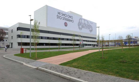 Proizvodnja u Fiatu zaustavljena do 1. oktobra