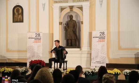 Počeo 28. Internacionalni festival umetnika harmonike