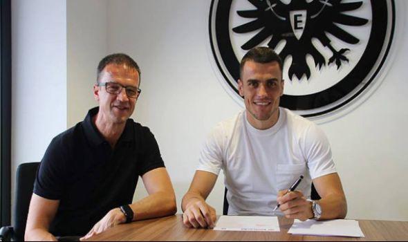 Kragujevčanin Filip Kostić u Frankfurtu: Potpisao ugovor sa Ajntrahtom