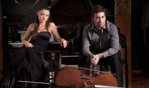 Koncert Filipa Tomića i Jovane Radovanović u Univerzitetskoj galeriji