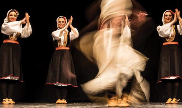 """""""Tradicija u pokretu"""": Koncert folklora AFA """"Svetozar Marković"""""""