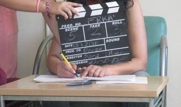 Frka u Kragujevcu: Od teorije o filmskom stvaralaštvu do ekranizacije ideja