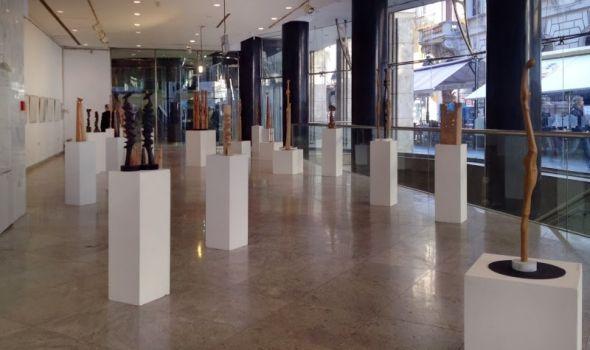 """Kragujevački Narodni muzej u beogradskoj Galeriji """"Progres"""""""