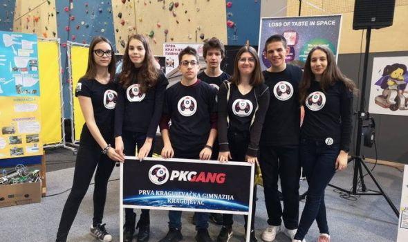 APEL: Kragujevačkim đacima neophodna pomoć da otputuju na svetsko takmičenje u Americi