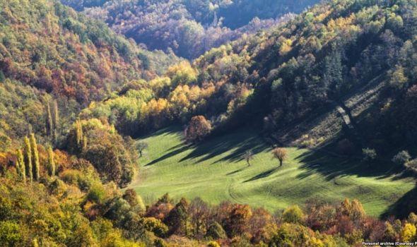 Kragujevčanin napravio fotografije Gledićkih planina,stigle do Microsoft-ove galerije
