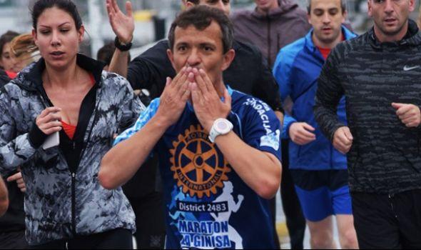Novi izazov paraolimpijca Gorana Nikolića – 77 maratona za 77 dana