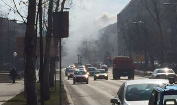 "Požar u stanu kod ""Lepe Brene"" (FOTO)"
