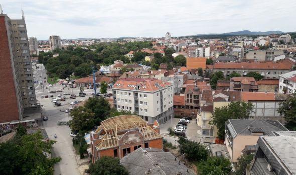 Pri kraju ozvaničenje naziva više od 380 ulica po Kragujevcu