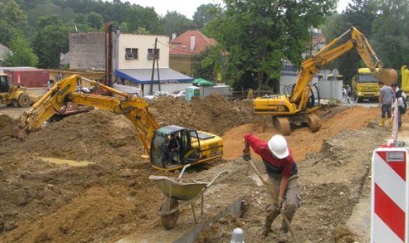 U Kragujevcu aktivno 213 gradilišta