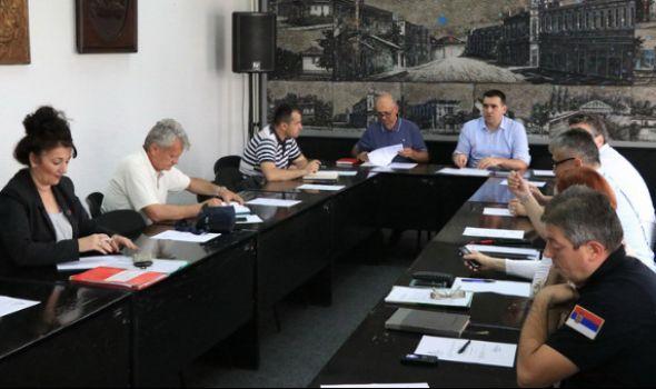 UKINUTA vanredna situacija u Kragujevcu