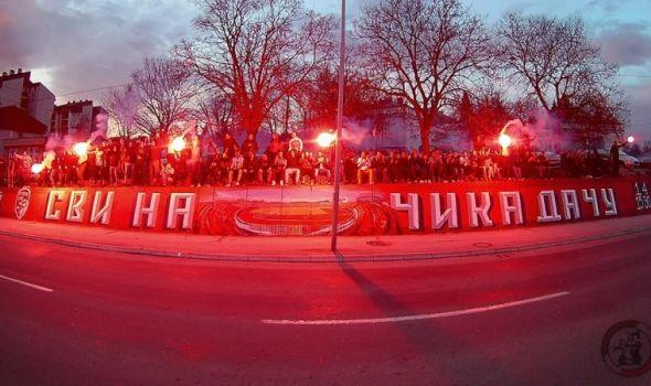 """SVI NA ČIKA DAČU: """"Đavoli"""" poklonili gradu prelep GRAFIT, ali je u toku noći PREKREČEN! (FOTO)"""