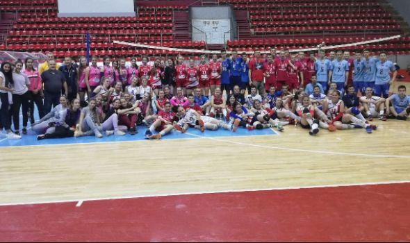 Čačanke i Smederevci trijumfovali na 22. Đurđevdanskom turniru