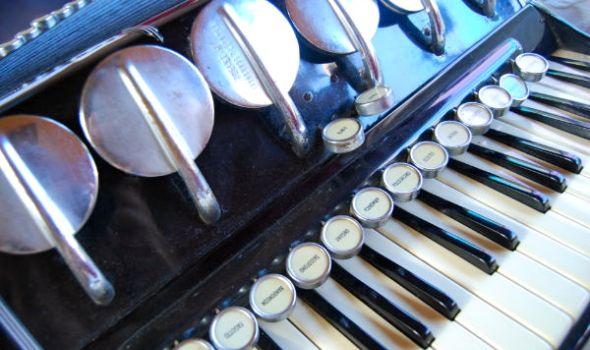 "Koncert novoosnovanog ""Kragujevačkog akademskog orkestra akordeonista"""