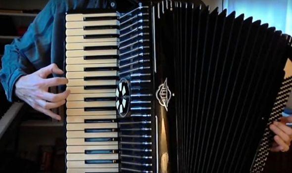 Kragujevac bogatiji za Orkestar akordeonista