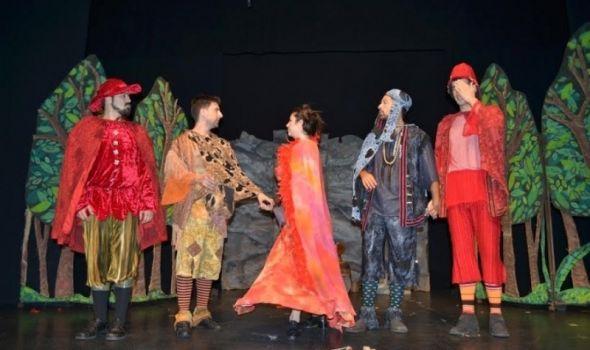 """Za najmlađe ljubitelje pozorišta: """"Hilperik"""" u Pozorištu za decu"""