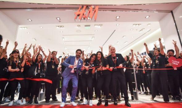 H&M od 17. avgusta u Kragujevcu