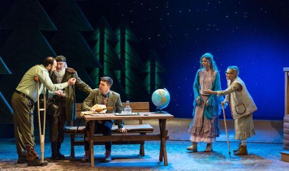 "Šekspirov ""Sonet 66"" najbolja predstava JoakimInterFesta, publiku oduševila ""Hipnoza jedne ljubavi"""