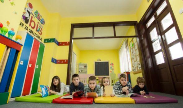 """Mesto gde učenje postaje igra """"Ibis 4Kids"""": Upis u toku uz popust od 50%"""