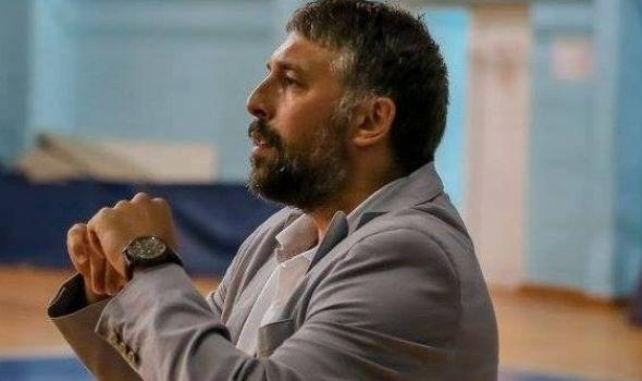 """Igor Todorović novi trener KKK """"Radnički"""": """"Mladi tim boriće se do zadnjeg atoma snage, pozivam publiku da nas podrži"""""""