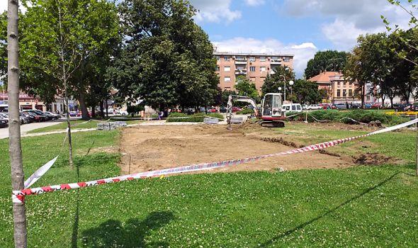EU finansira rekonstrukciju igrališta na Trgu slobode i Aerodromu sa 100.000 evra