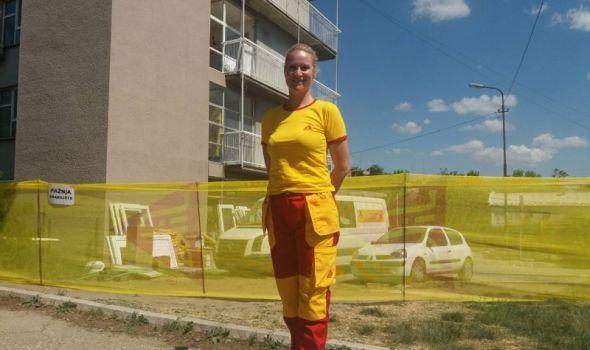 Startovala Tamarina akcija renoviranja onkološkog odeljenja Klinike za pedijatriju