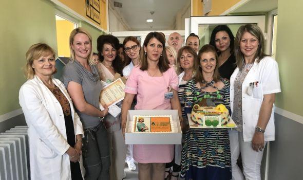 Pogledajte kako je izgledala Tamarina akcija renoviranja onkološkog odeljenja Klinike za pedijatriju (VIDEO)