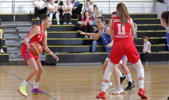 Košarkašice Radničkog 2016 pretrpele prvi poraz ove sezone