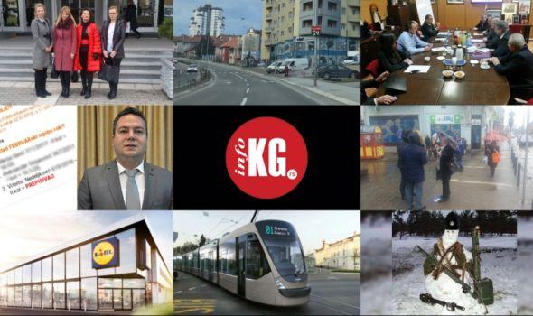 InfoKG 7 dana: Odbornice, merači, inženjeri, prepisivanje, Lidl, tramvaji, Sneško Belić...