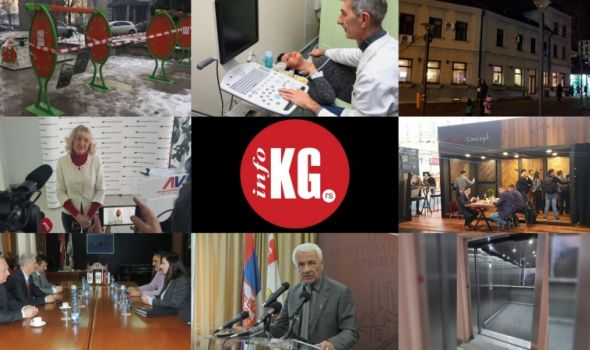InfoKG 7 dana: Inkluzivno igralište, svetiljke, SNS, Tara, MIND Group, Fiat, Verko, lift...