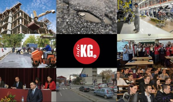 """InfoKG 7 dana: Jeftini stanovi, udarne rupe, """"Fiat"""", Centar za demenciju, """"zasluge""""…"""