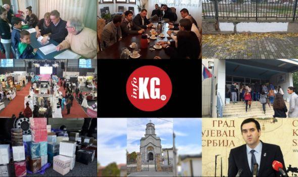 "InfoKG 7 dana: Igrališta ""blizanci"", grafiti, parfemi, crkva, ""ispraćaj""..."