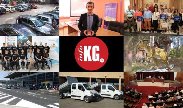 InfoKG 7 dana: Parking, Goran Nikolić, nova srednja škola, dinosaurus, evakuacija, izbori, SG...