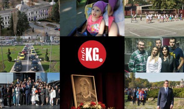 InfoKG 7 dana: Zastavin sat, Ksenija, električni autobus, Pendula, Veliki školski čas…