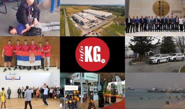 InfoKG 7 dana: Autobuska stanica, plaćene obuke, Hitna pomoć, Huawei, hapšenja, Agromarket, Egipat...