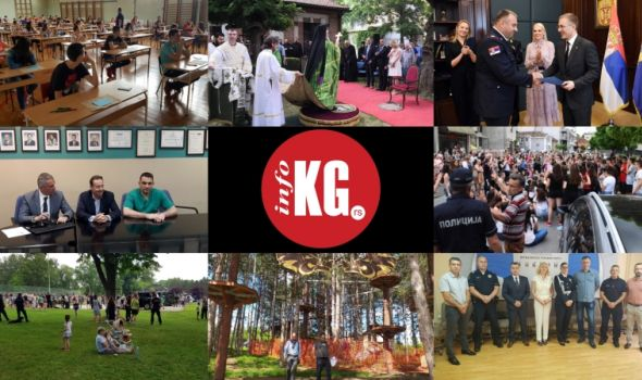 InfoKG 7 dana: Mala matura, litija, policija, francuski hirurg, Opšta bolnica, Avantura park...