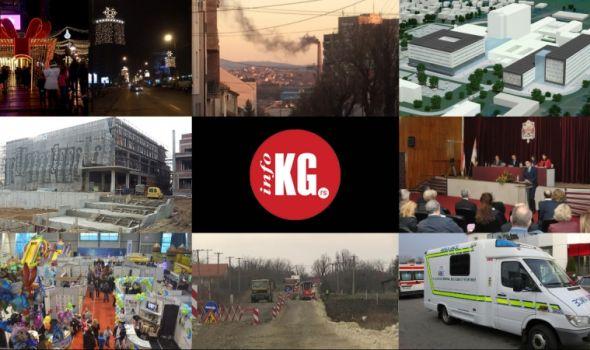 InfoKG 7 dana: Las Vegas, čađ, novi Klinički centar, budžet, besplatan prevoz, Siemens