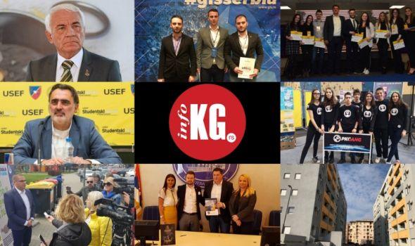 InfoKG 7 dana: Stevanović, praksa, Milanović, gimnazijalci, kontejneri, Zepter, stanovi, protest...