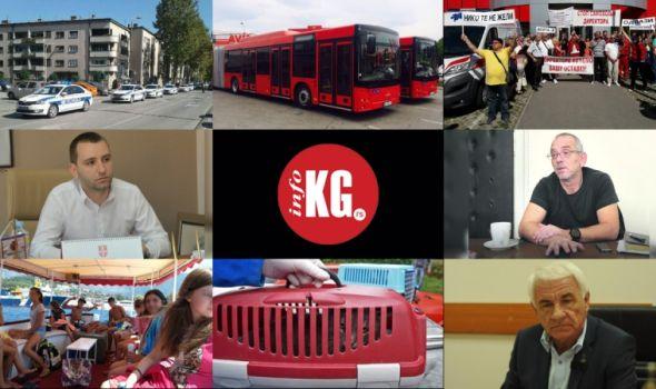 InfoKG 7 dana: Nova vozila, Vulović group, Hitna pomoć, Urošević, Arsenijević, čopor, Stevanović…