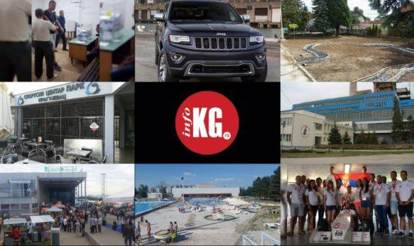 "InfoKG 7 dana: Izbori, Kinezi, Senzorni park, Atletski tunel, štrajk, ""Zastava 17""…"