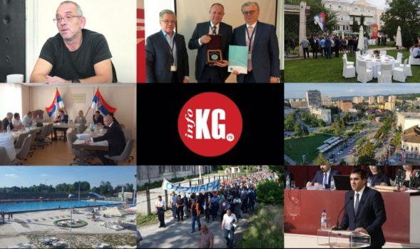 InfoKG 7 dana: Arsenijević, Dugalić, zapošljavanje, bazeni, štrajk, Nikolić…