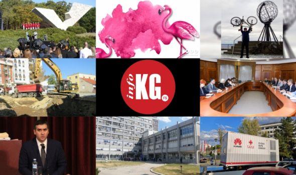InfoKG 7 dana: Veliki školski čas, trgovci, RSG, Šljivić, garaža, nepoverenje, Fiat, skeneri, vrtići, Huawei...