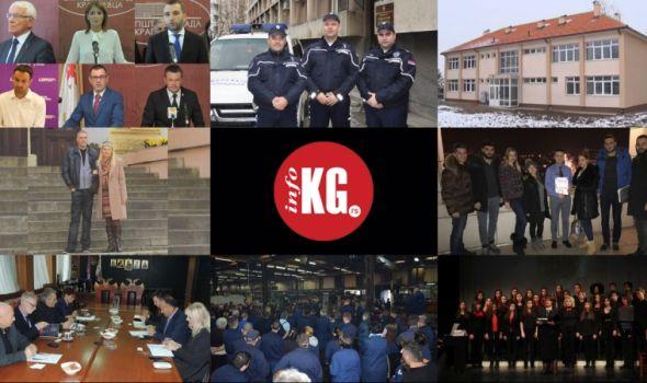 InfoKG 7 dana: Opozicija, policija, lingvisti, Arsenijević, štrajk, Svetosavska akademija…