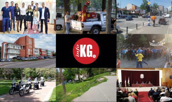InfoKG 7 dana: Studenti ekonomije, komarci, oružari, moto patrola, Pivarče, sednica SG…