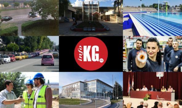 """InfoKG 7 dana: Nevreme, plate, Šangajska lista, otvoreni bazeni, taksisti, """"Komšija"""", SG..."""